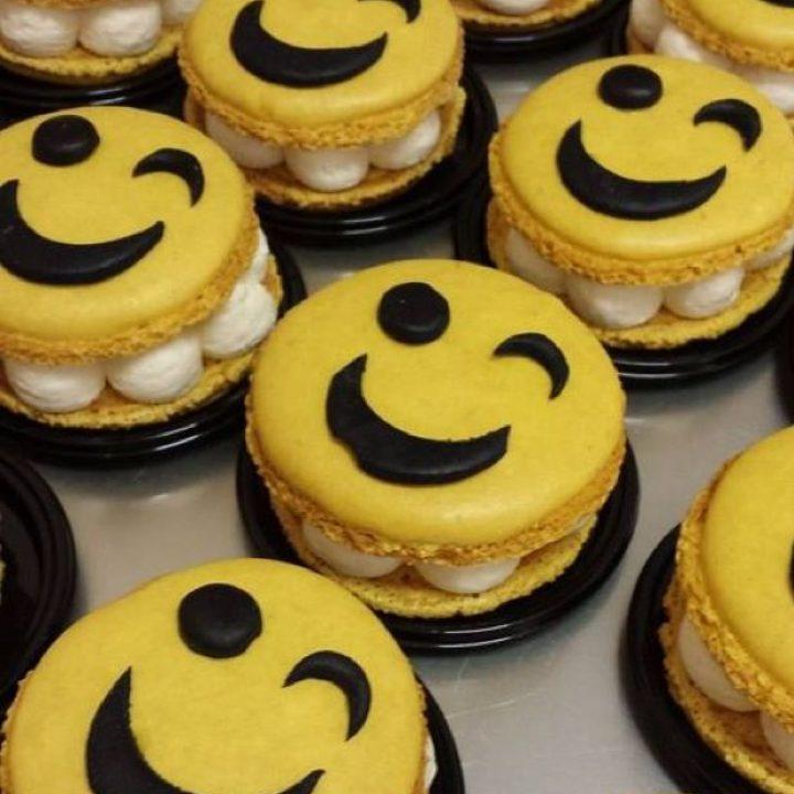 [3en1] Printemps, Bonheur, Macaron…
